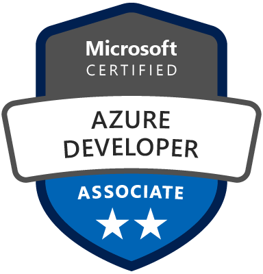 Microsoft Certified Azure Developer